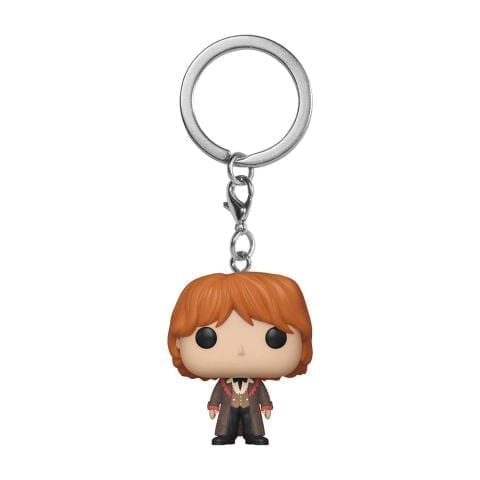 Llavero Ron Funko POP Harry Potter Fantasia Traje de Gala