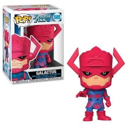 Figura Galactus Funko POP Los 4 Fantásticos Marvel