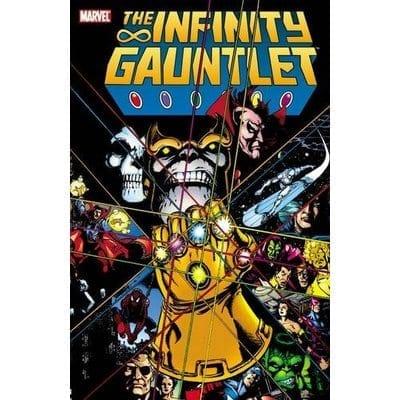 Cómic Infinity Gaunlet Marvel Avengers Infinity War Marvel