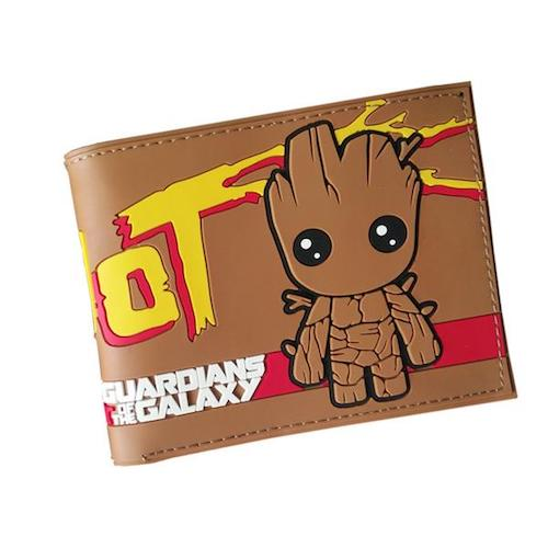 Billetera de Goma Groot PT Guardianes de la Galaxia Marvel (Copia)