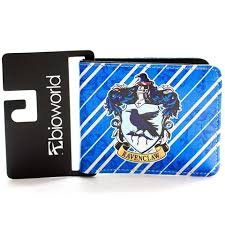 Billetera Ravenclaw PT Harry Potter Fantasia