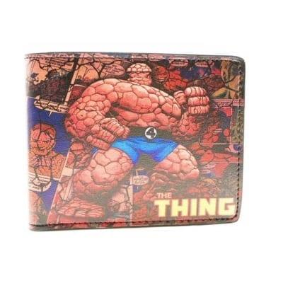 Billetera Estampada The Thing PT Los 4 Fantásticos Marvel