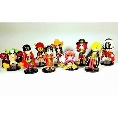 Figura Personajes Varios PT One Piece Anime (Unidad) (Copia)