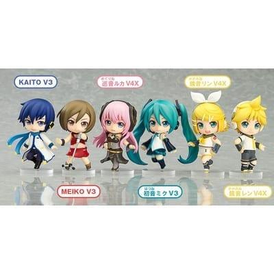Figura Personajes Varios Petit Nendoroid Vocaloid Anime Caja Sorpresa (Copia)
