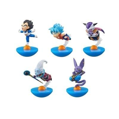 Figura Personajes Varios Yura Colle Dragon Ball Anime Caja Sorpresa (Copia)