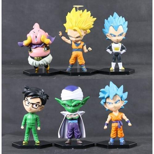 """Figura Varios PT Dragon Ball Super Anime Wave 2 Personaje Cabezones en Bolsa 5"""" (Unidad) (Copia)"""