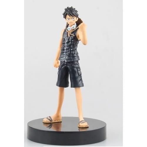 "Figura Luffy Ichiban Kuji One Piece Anime Film Gold 7"" (Copia)"