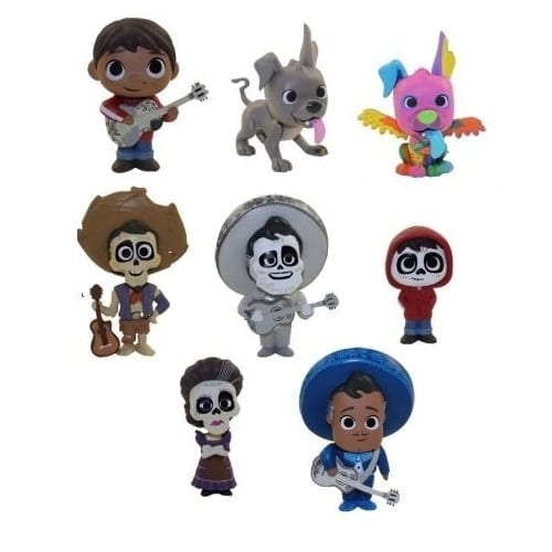 Figura Coco Funko Mystery Mini Coco Animados En Bolsa Unidad (Copia)