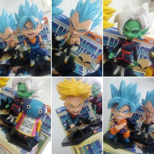 """Figura Varios PT Dragon Ball Super Anime Wave 5 Personaje Cabezones en Bolsa 5"""" (Unidad) (copia)"""