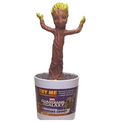 """Figura Dancing Groot Head Play Toys Guardianes de la Galaxia Marvel Bluetooth 7"""" (Copia)"""