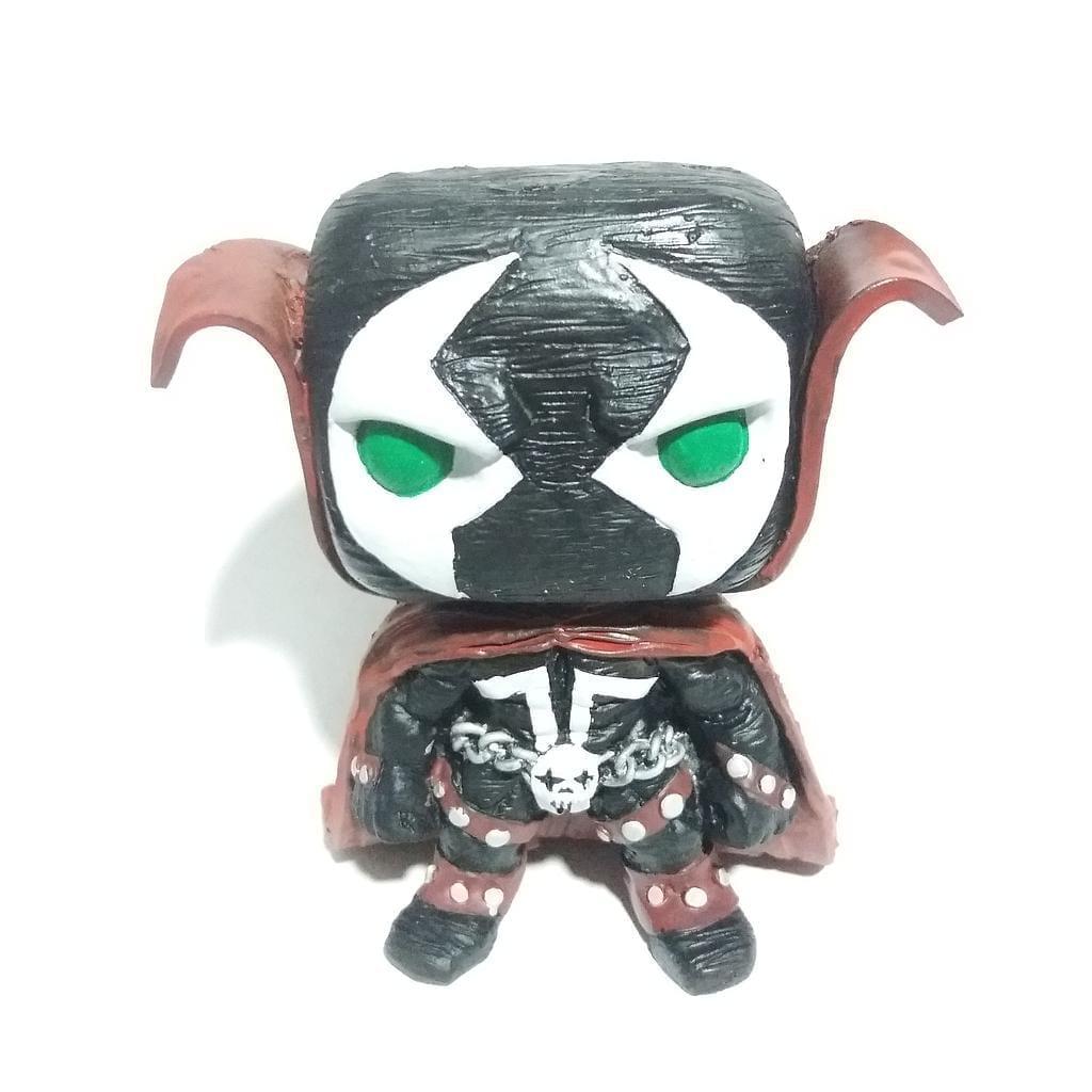 Figura Spawm TooGEEK Spawn Terror Funko Customizado