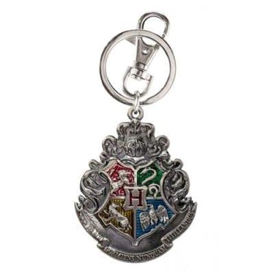 Llavero Metálico Escudo Hogwarts PT Harry Potter Fantasia (Copia)
