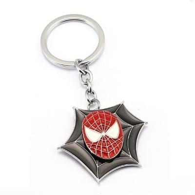 Llavero Metálico Spider Man Emblema Spider Man Marvel (Copia)
