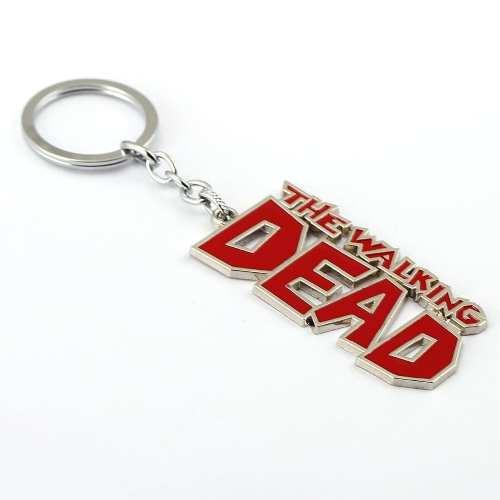 Llavero Metálico Logo The Walking Dead PT The Walking Dead Series