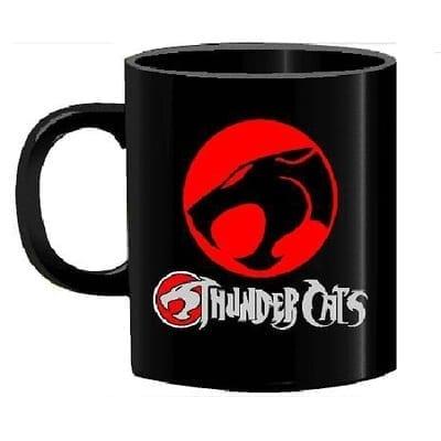 Mug Tallado TooGEEK Thundercats Anime Logo