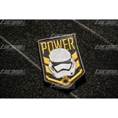 Parche Power First Order Tucano Star Wars