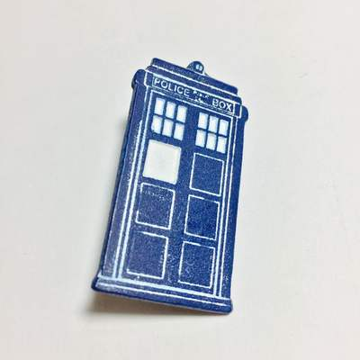 Pin Metálico TooGEEK Doctor Who Series