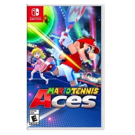 Videojuego Nintendo Switch DPR Mario Tennis Aces Videojuegos