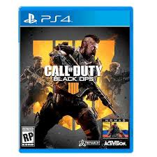 Videojuego Playstation 4 DPR Activision Call of Duty Blacks Ops 4 Incluye Personaje Colombiano Nomad Videojuegos