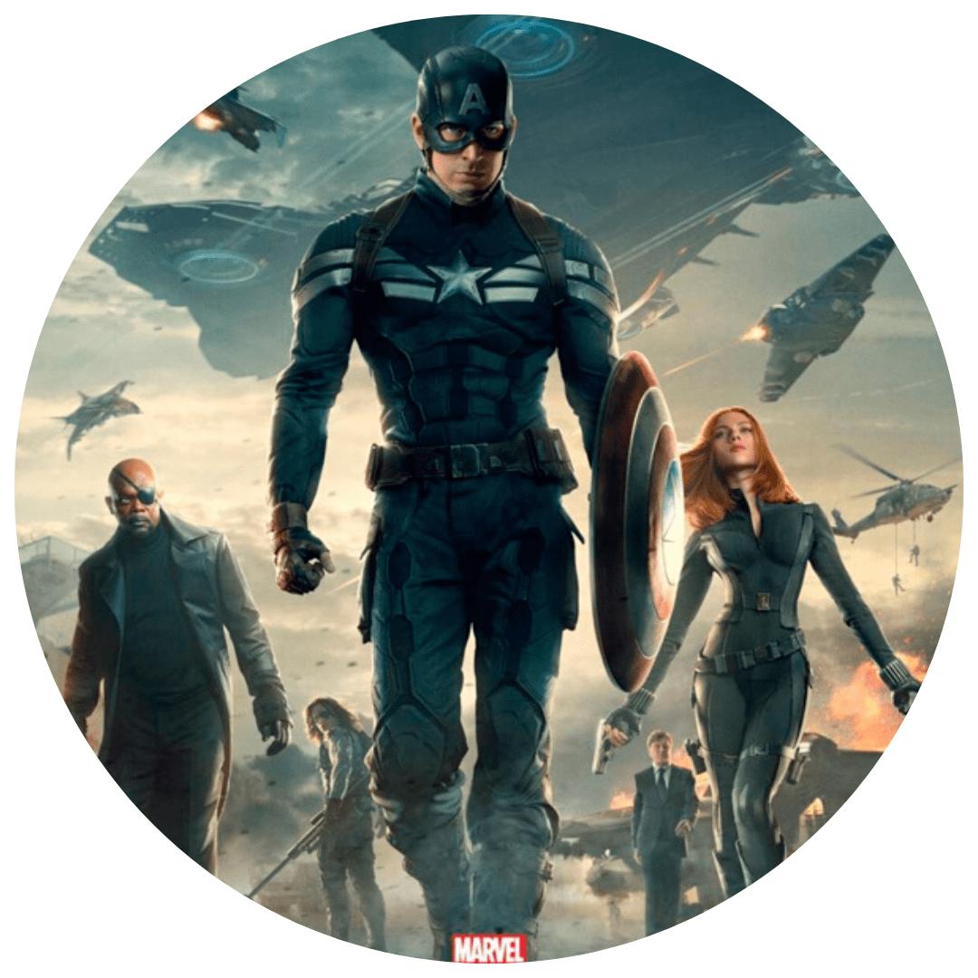 Universo cinematográfico de Marvel 10