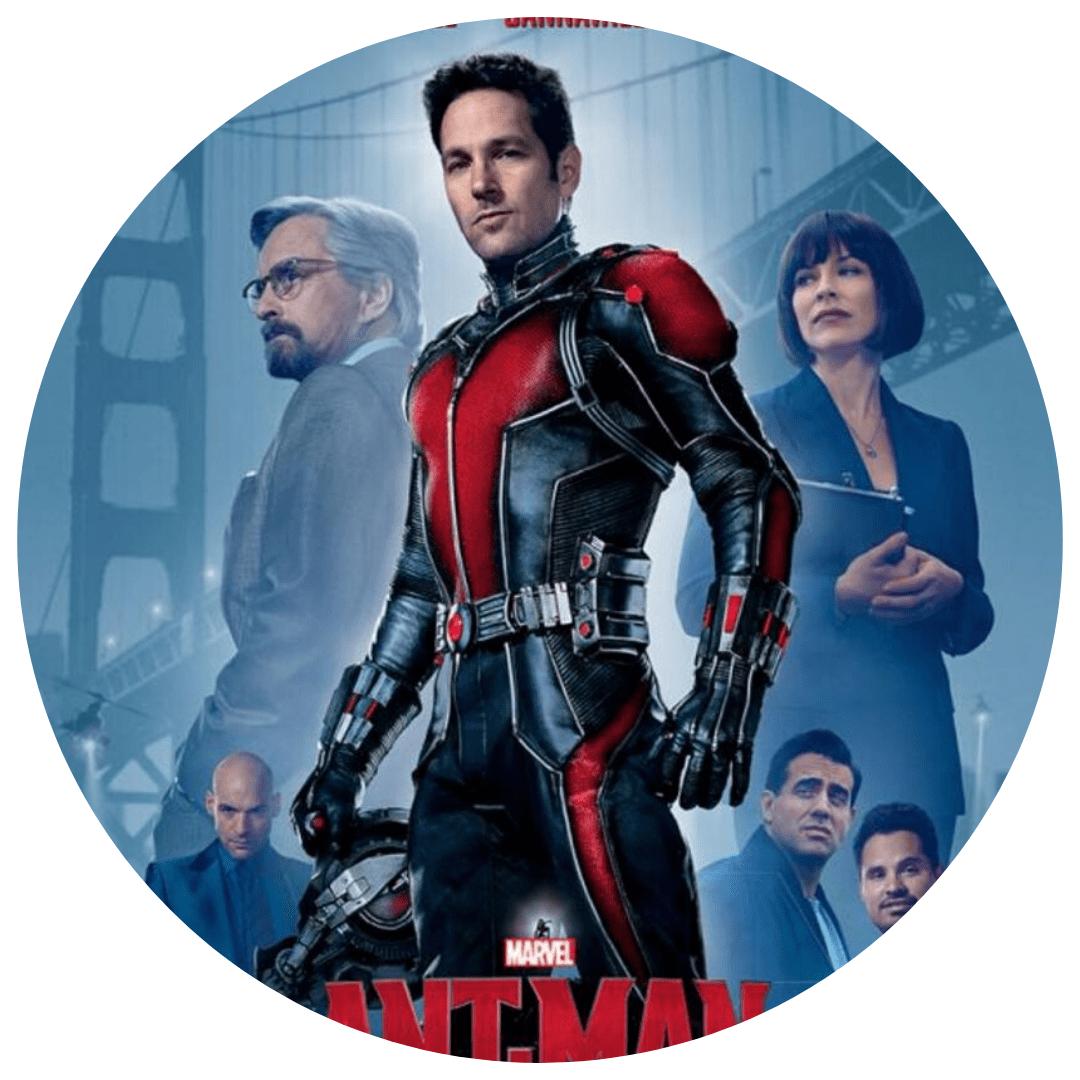 Universo cinematográfico de Marvel 14