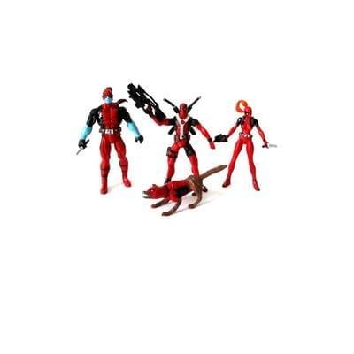 Set Figuras Deadpool Corps PT Deadpool Marvel