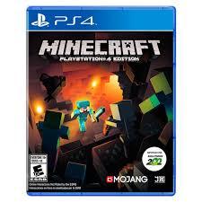 Videojuego Playstation 4 DPR Mojang Minecraft Playstation 4 Edition Videojuegos