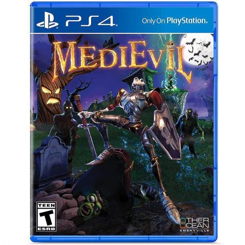 Videojuego Playstation 4 DPR Other Ocean Medievil Remake Videojuegos