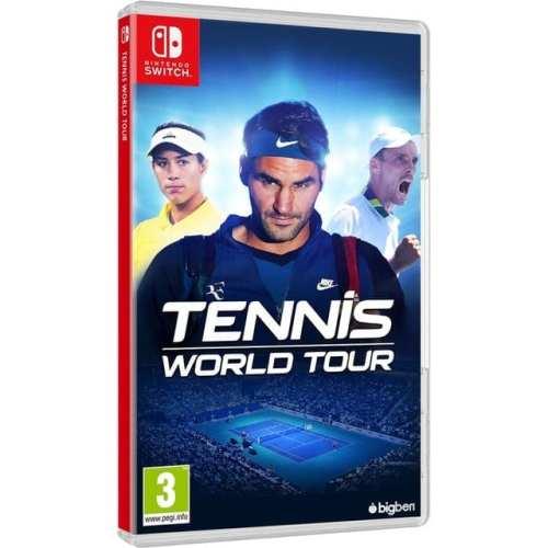 Videojuego Nintendo Switch DPR Tennis World Tour Videojuegos