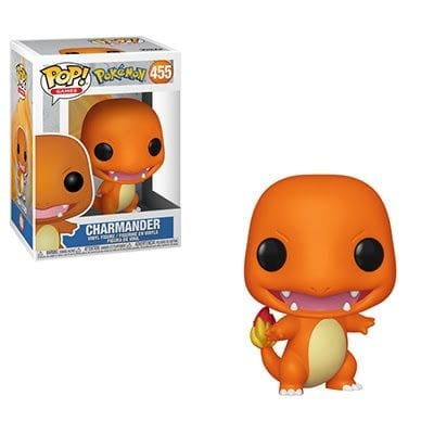 Figura Charmander Funko POP Pokémon Anime