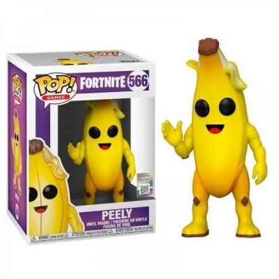 Figura Peely Funko POP Fortnite Videojuegos
