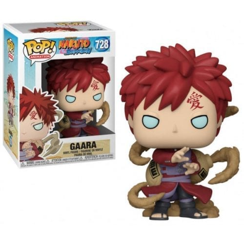 Figura Gaara Funko POP Naruto Anime