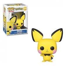 Figura Pichu Funko POP Pokémon Anime