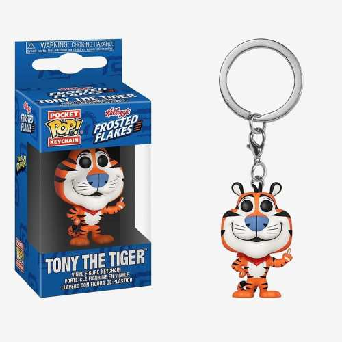 Llavero Tony the Tiger Funko POP Iconos