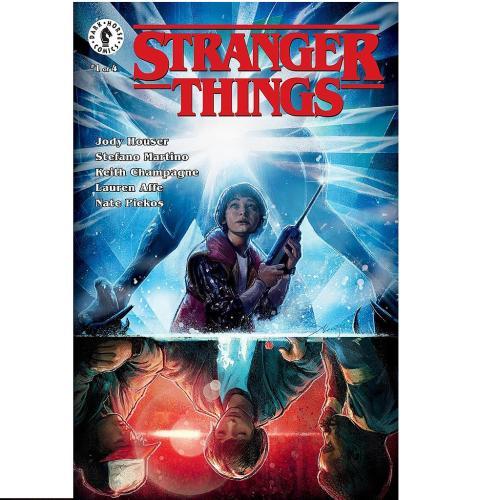 Revistilla Stranger Things Dark Horse Comics Stranger Things Series #1