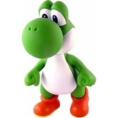"Figura Yoshi Banpresto Mario Bros Videojuegos 5"" (Copia)"