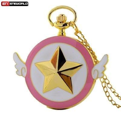 Reloj de Bolsillo Sakura PT Sakura Card Captor Anime