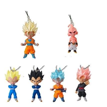 Straps para Celular Personajes Varios Bandai Udm Burst Dragon Ball Anime (Unidad) (Copia)