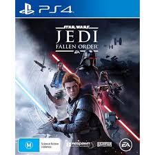 Videojuego Star Wars Jedi Fallen order EA DPR Playstation 4 Videojuegos