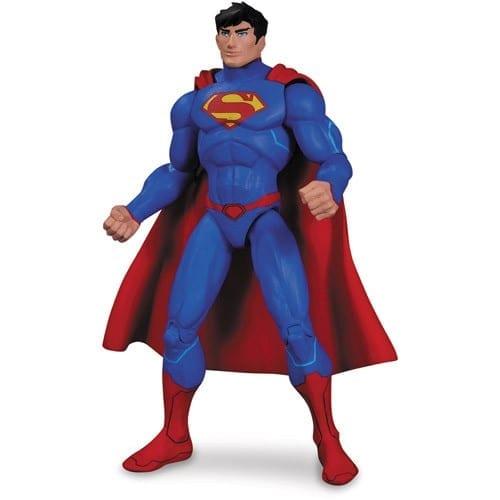 Figura Superman  PT Liga de la Justicia DC Comics 7''