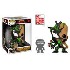 """Figura Groot Funko POP Guardianes de la Galaxia Marvel Venomizado 10"""""""