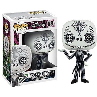 Figura Jack Skellington Funko POP Disney DÍa de los Muertos