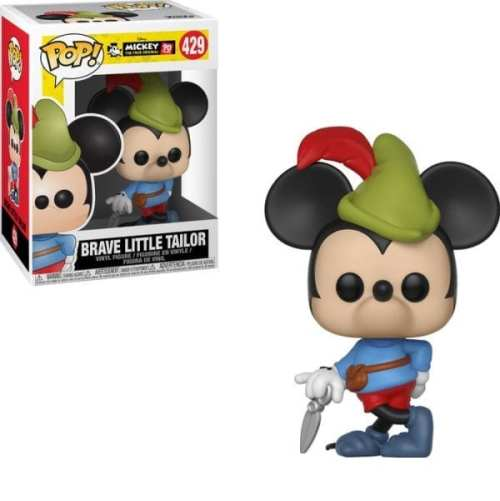 Figura Mickey Funko POP Disney Brave Little Taylor