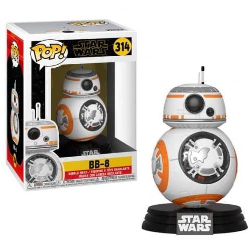 Figura BB8 Funko POP Rise of The Skywalker Star Wars