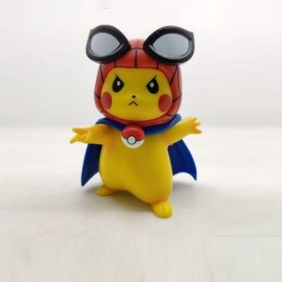 Figura Pikachu PT Pokémon Anime Disfrazado de Darth Vader