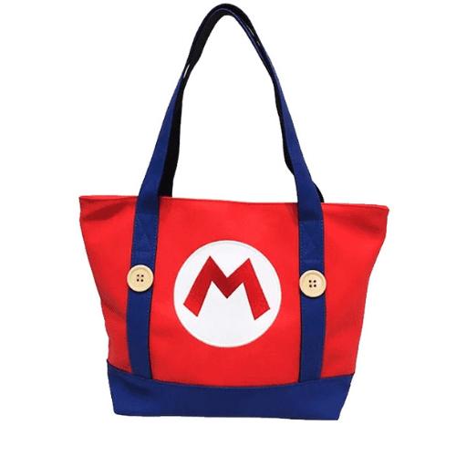 Bolso Traje Mario Bros PT Mario Bros Videojuego