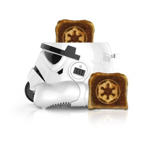 Tostadora de Pan Stormtrooper Uncanny Brands Star Wars Casco