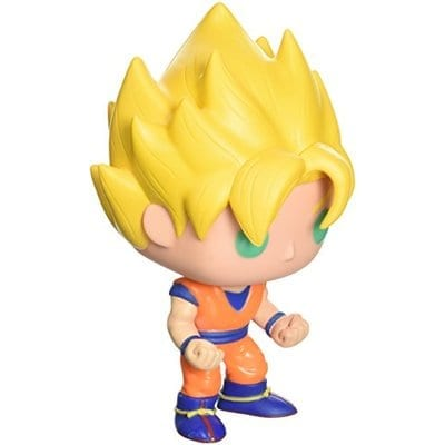 Figura Goku Funko POP Dragon Ball Anime Super Saiyan