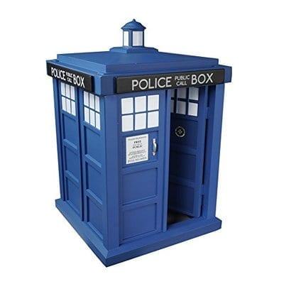 Figura Tardis Funko POP Doctor Who Ciencia Ficción