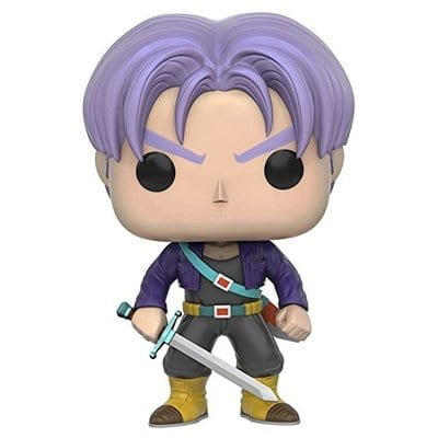 Figura Trunks Funko POP Dragon Ball Anime del Futuro
